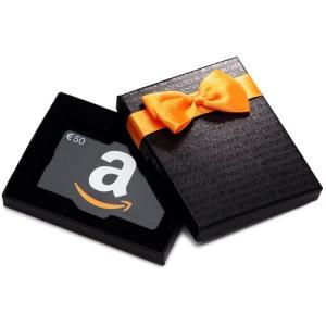 Coffret Carte Cadeau AMAZON